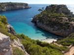 Strand Bucht Mallorca Calo des Moro
