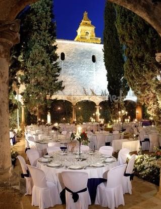 Hochzeit auf Mallorca - Heiraten in einem Kloster