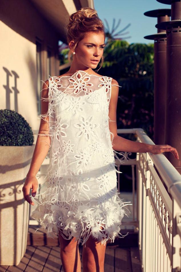 Nurit Hen Hochzeitskleid Kollektion 2014 - Idee Hochzeit in Mallorca Spanien