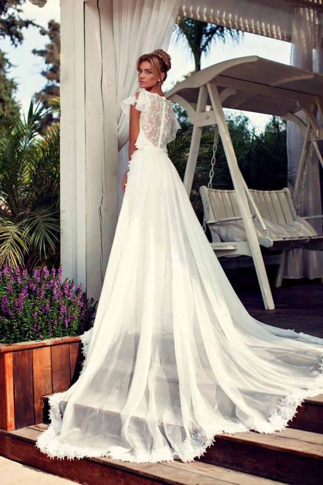 Nurit Hen Hochzeitskleid Kollektion 2014 - Idee Hochzeit Mallorca Spanien