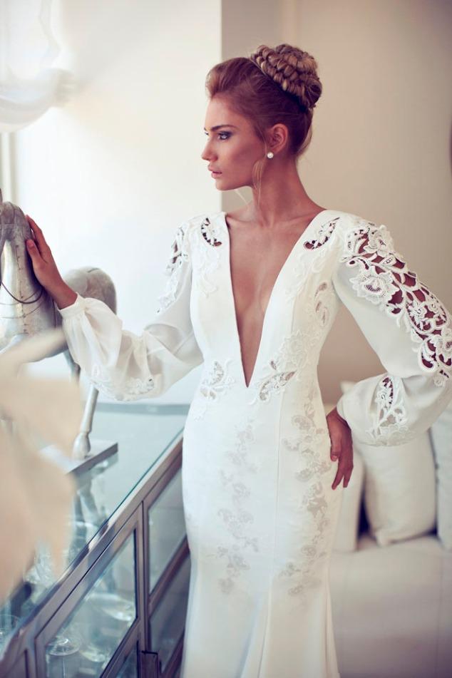 Nurit Hen Hochzeitskleid Kollektion 2014 - Idee Hochzeitskleid Mallorca