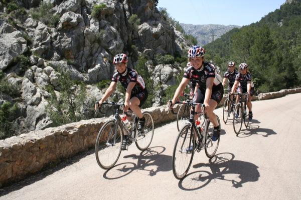 Radsport Mallorca Teambuilding Event