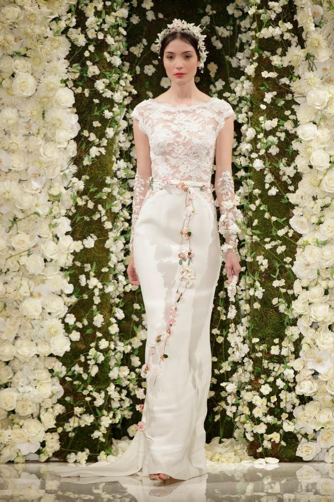 Die schönsten Brautkleider-Trends 2015 | FAB events LAB ...