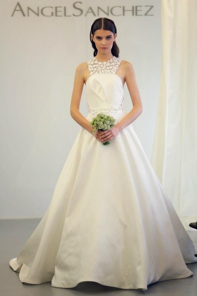 Brautmode Trends 2015