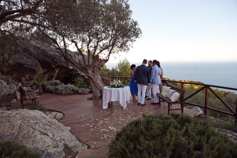 Eheversprechen erneuern Mallorca