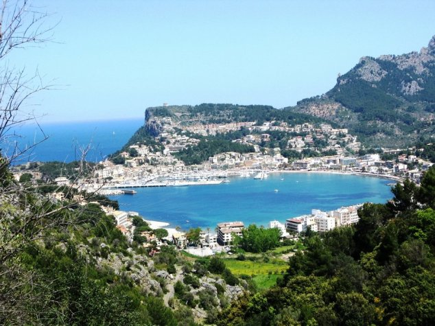 Port de Soller - Soller Hafen Mallorca