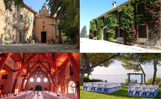 Fincas Hochzeit Mallorca