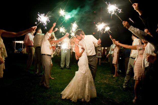 Hochzeitskuss Fotografie