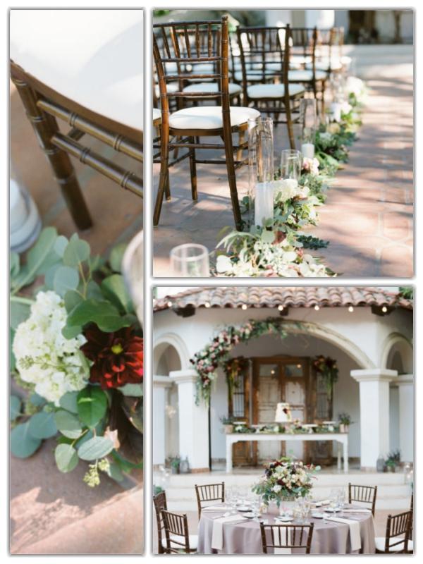 Dekoration Hochzeit Mallorca