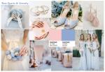 Pantone Farben Inspiration Hochzeit