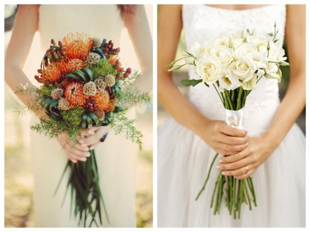 Brautstrauss Blumen Mallorca Hochzeit