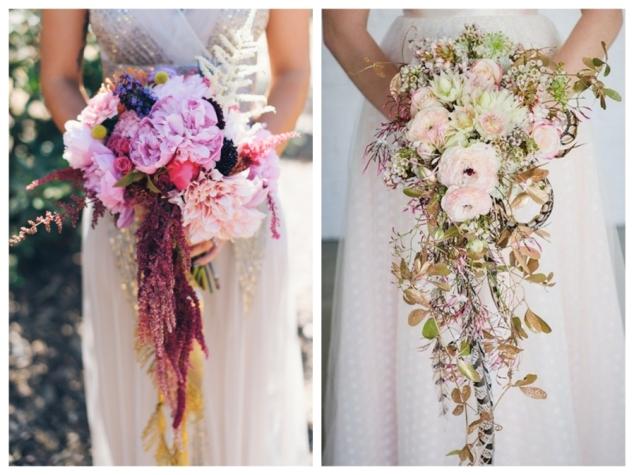 Die Beliebtesten Brautstraussformen Fab Events Lab