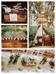 Mediterrane Hochzeit Mallorca Dekoration