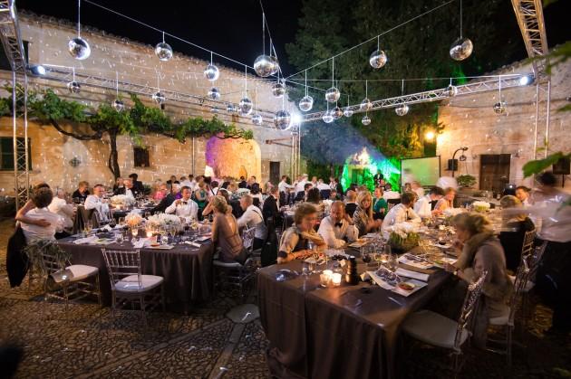 Elegante Finca Hochzeit Mallorca