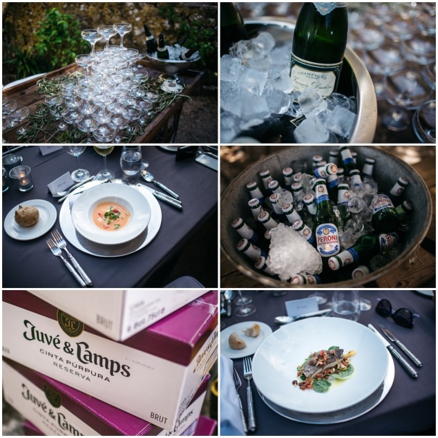 Finca Catering Hochzeit Mallorca