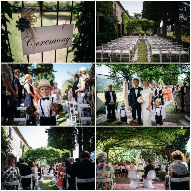 Freie Trauung Finca Hochzeit Mallorca