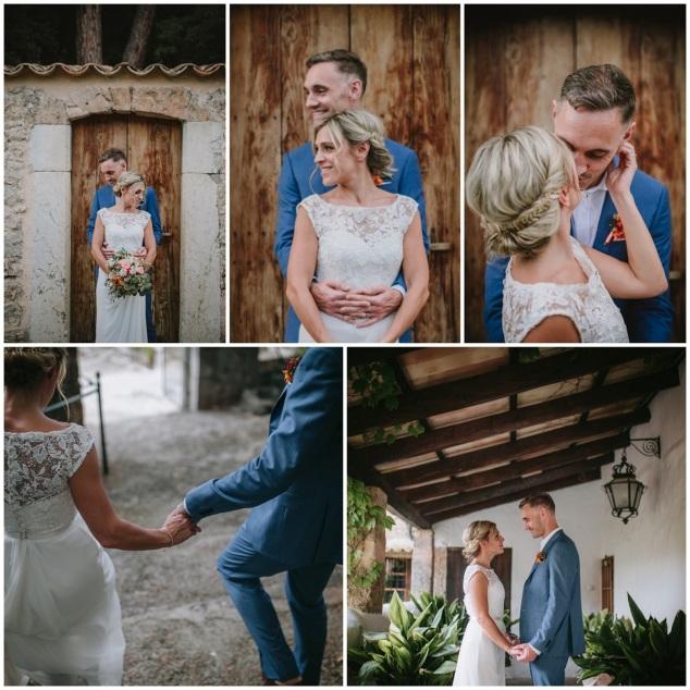 Echte Hochzeit Mallorca