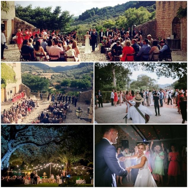 Freie Trauung Mallorca Hochzeit