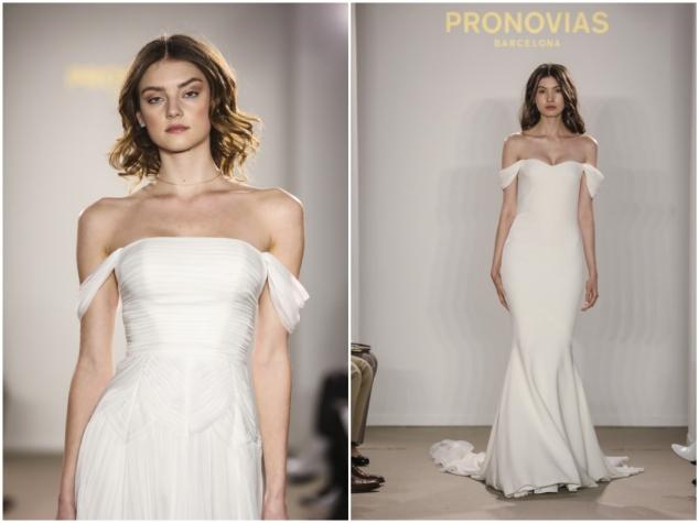 Brautkleider Trends 2018 Spanien Hochzeit