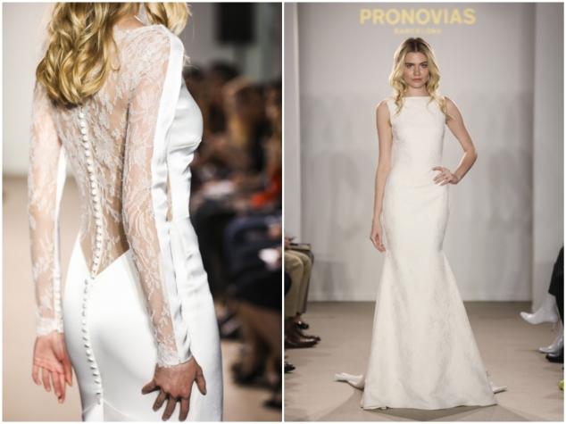 Spanische Brautkleider Marken