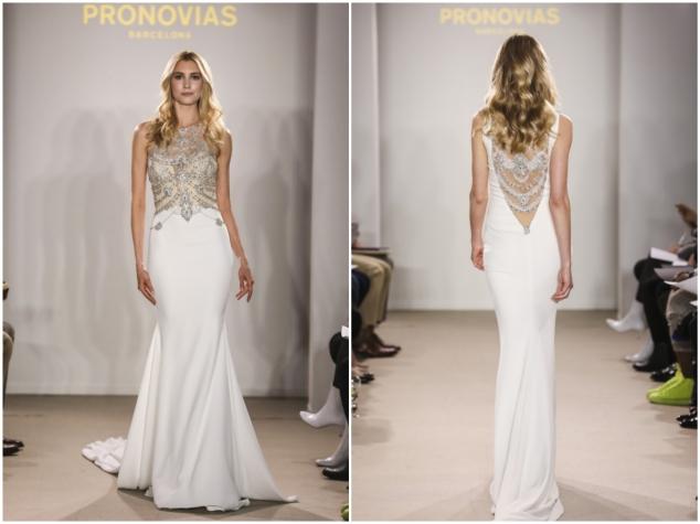 Spanische Hochzeitskleider Designer