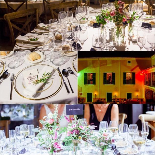 Catering Hochzeit Finca Mallorca