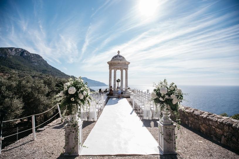 FAB events LAB Son Marroig Hochzeit Wedding