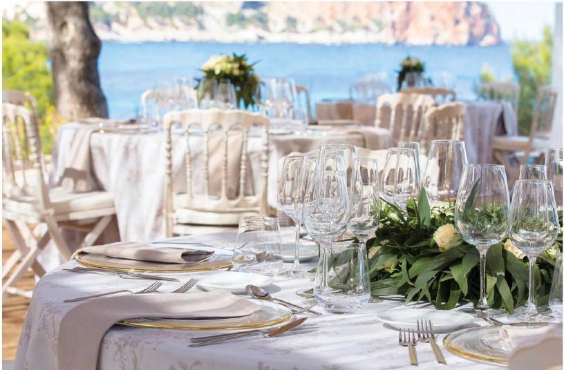 Hochzeitslocation mit Meerblick Mallorca